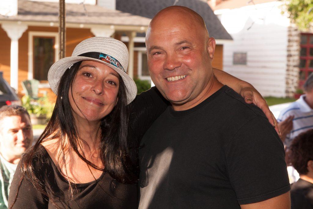 Nathalie Ruscito et Sylvain Fortin de la Capitaine Morgane Présentateur IMG_4487